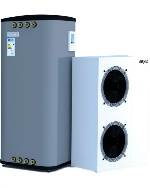 UniQube Heat Pump+ SQ-BPSW-310
