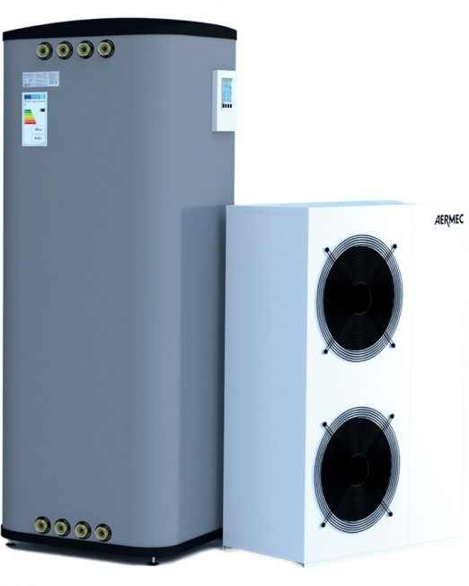 UniQube Heat Pump+