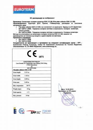 UniPlate CE